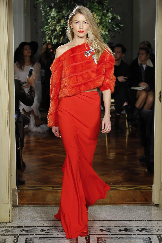 Alberta Ferretti 2017 Spring Couture