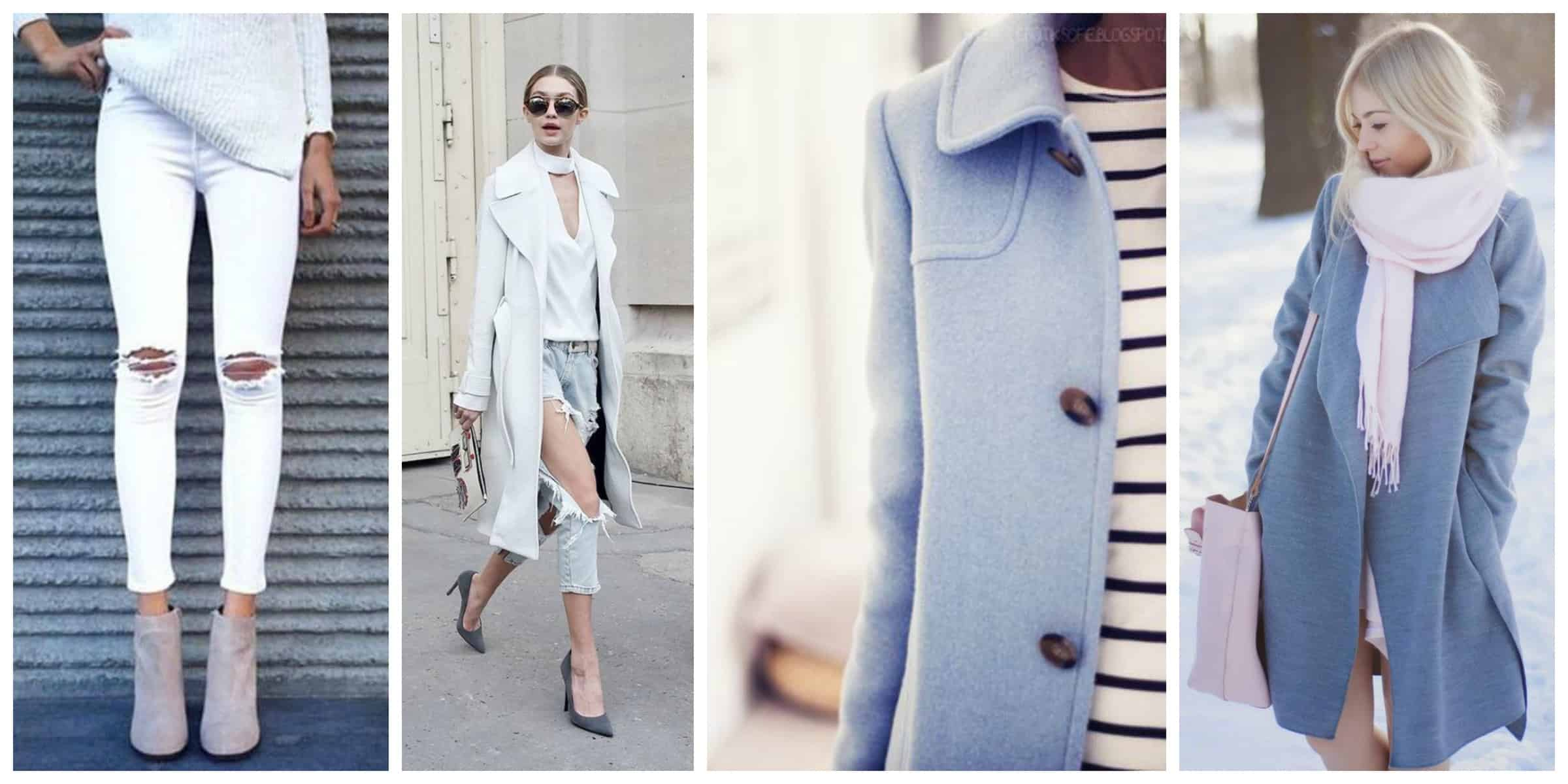 3 Pastel Outfits To Wear This Winter – The Fashion Tag Blog