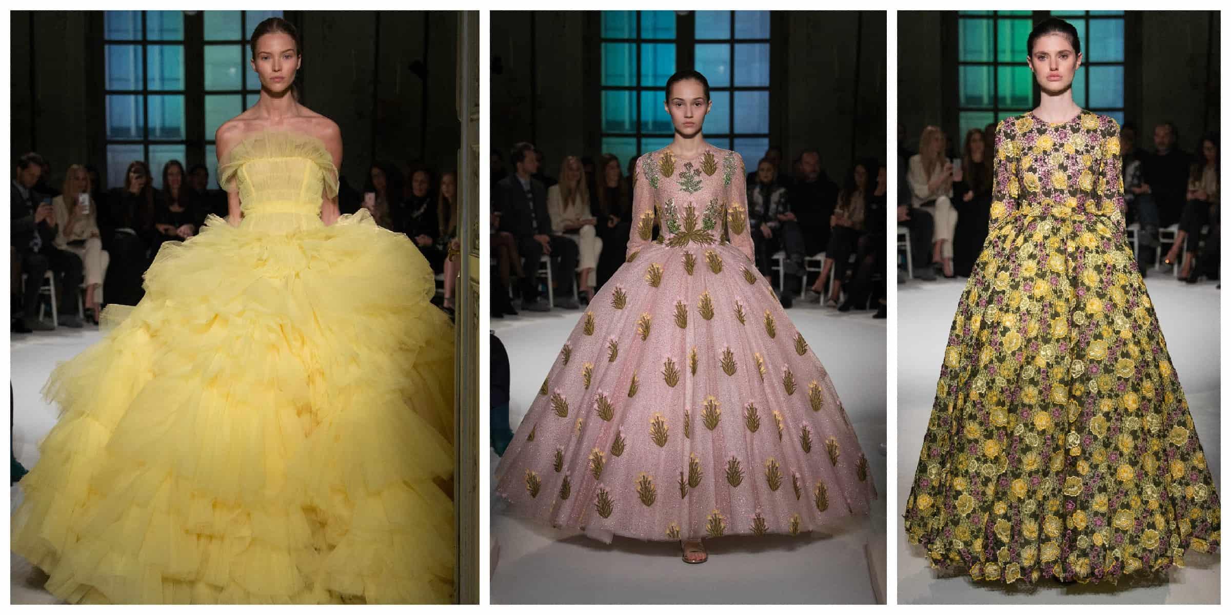 Giambatista Valli Spring 2017 Couture