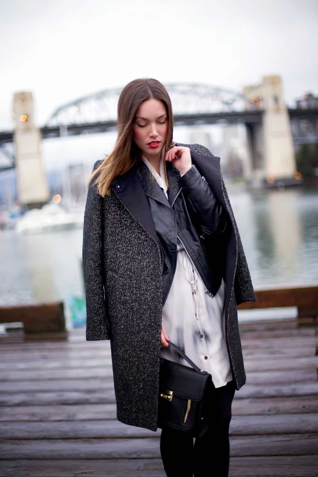 Styletricks How To Layer In Winter The Fashion Tag Blog