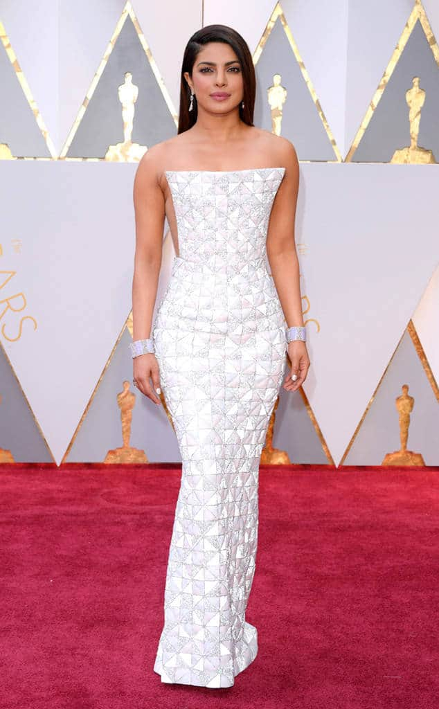 Oscars Best And Worst Dressed Fashion Police