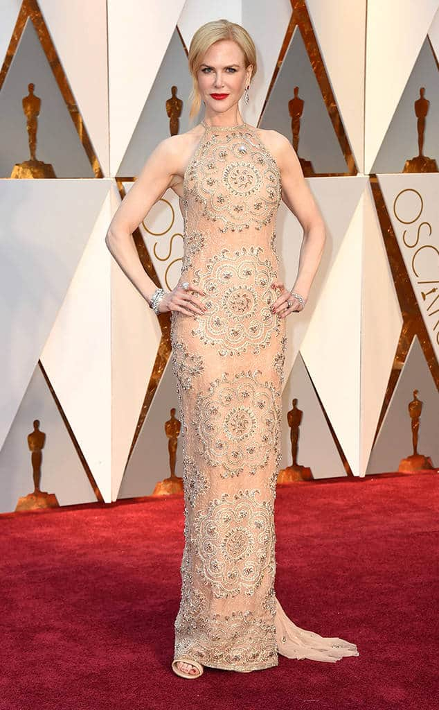 Fashion Police Best Dressed Oscars
