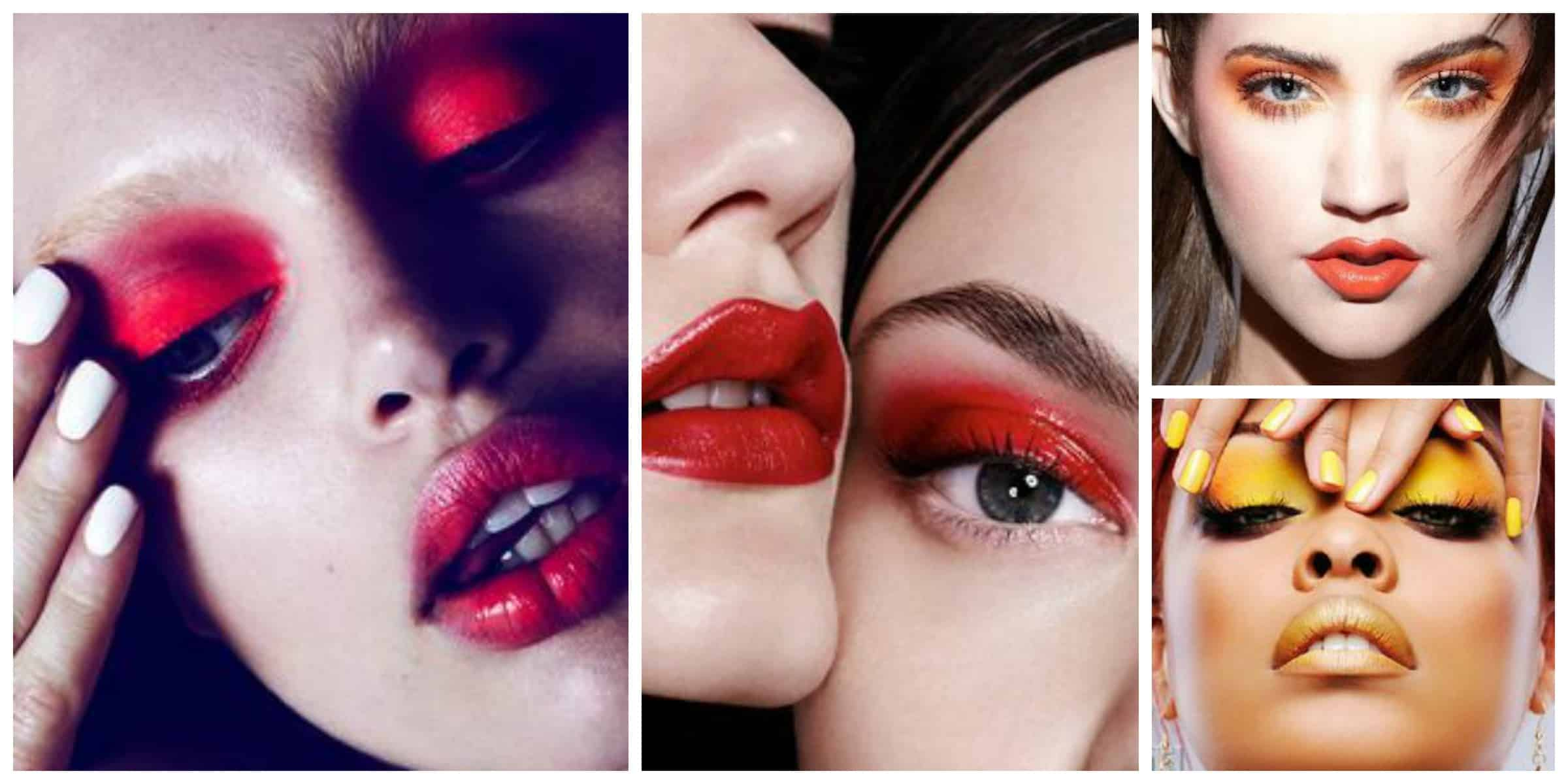 monochromatic makeup