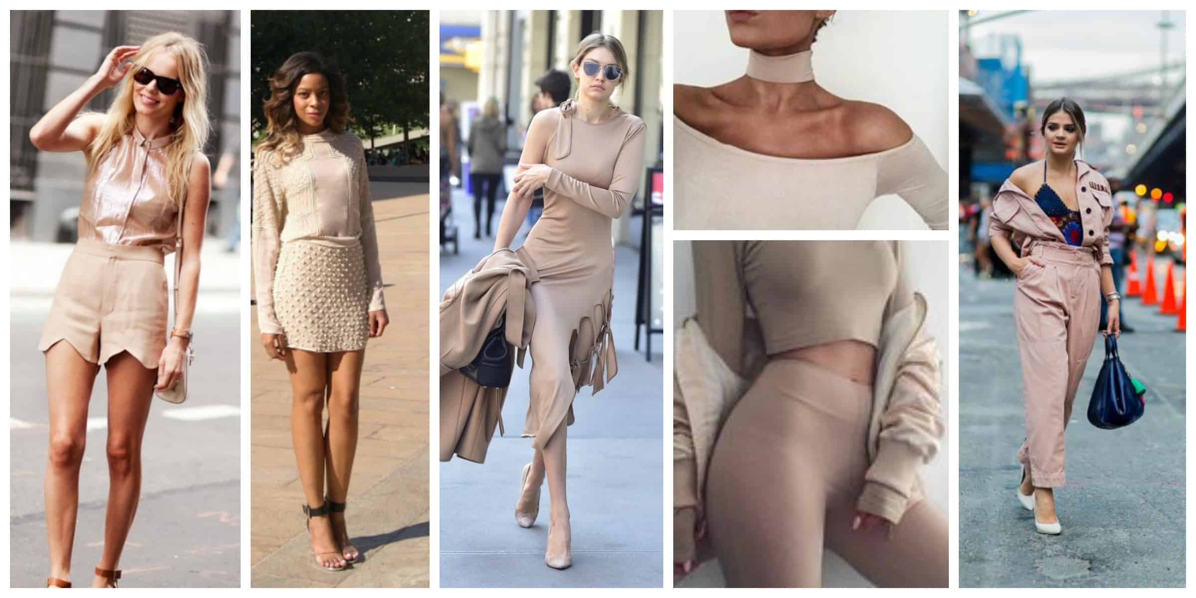 nude fashion