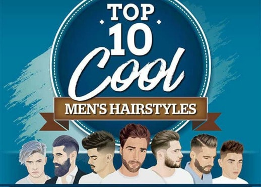 Menu0027s Haircuts. Top 10 Coolest Menu0027s Hairstyles That Women Love
