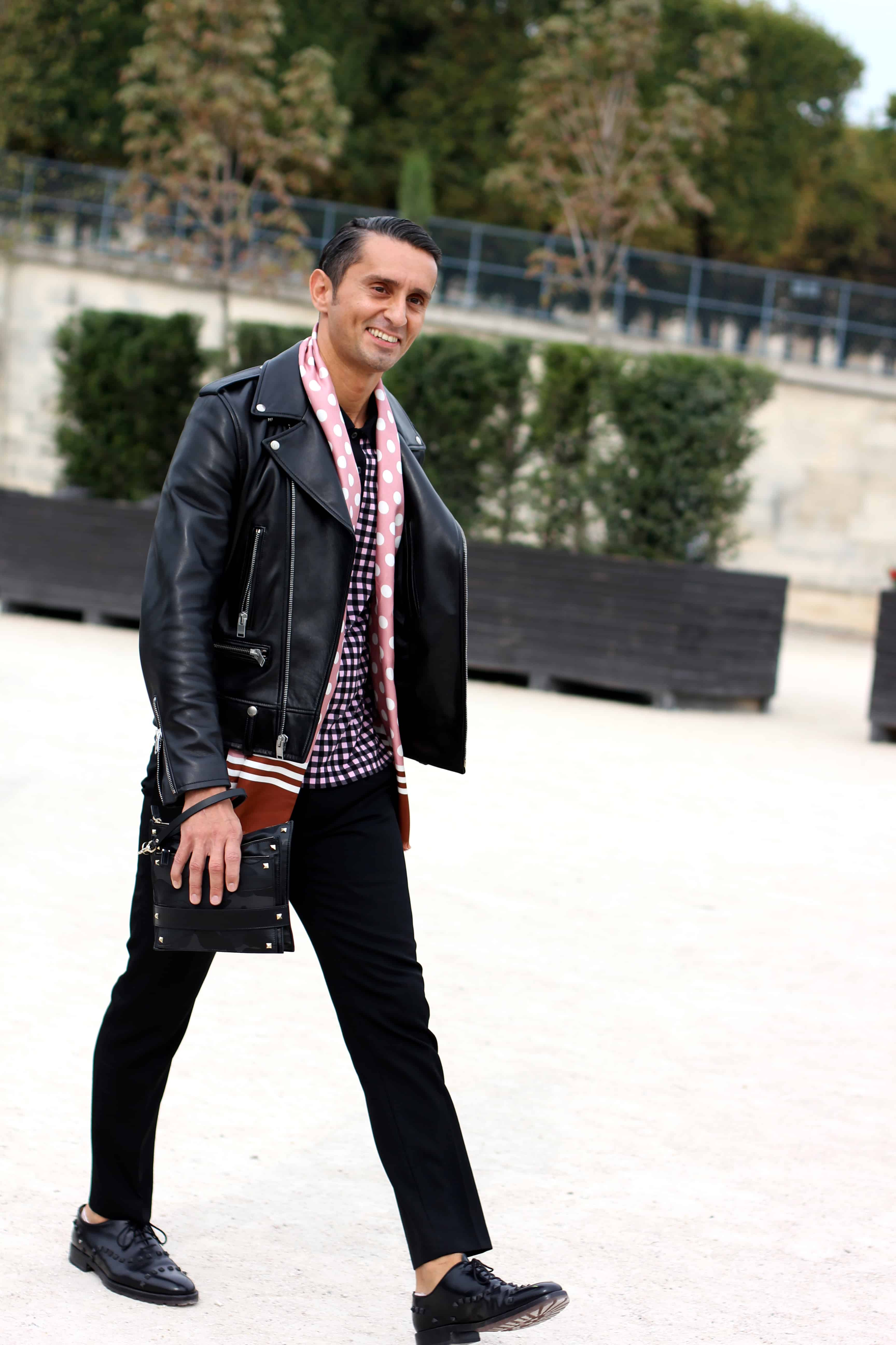 Leather Jackets For Men: How To Wear Them In 2017 Spring? – The ...