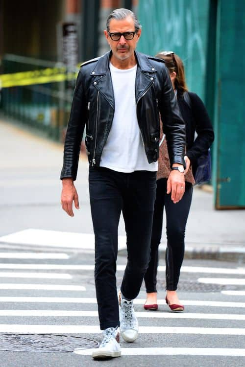 505aabde2b5c Leather Jackets For Men  How To Wear Them In 2017 Spring  – The Fashion Tag  Blog
