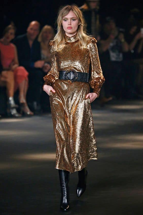 Studio 54 Fashion: How To Get The Party Look Today? - The