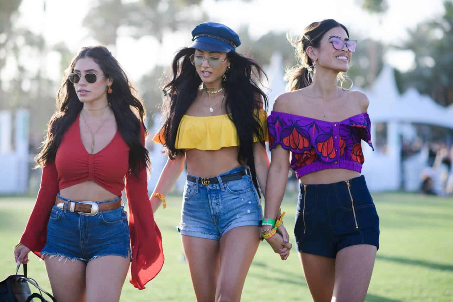 2017 coachella fashion