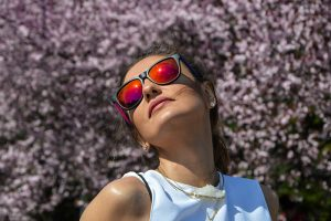 Snap On Sunglasses: My Spring Look