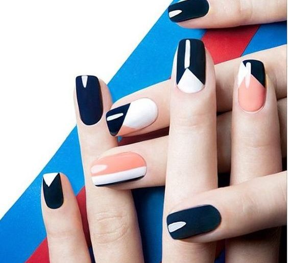 Nail Polish Colors: 7 Unexpected Nail Trends Designs For ...
