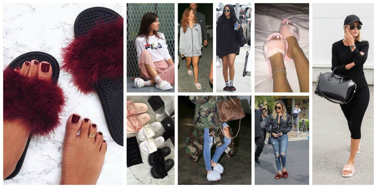 Fur Shoes This Summers Biggest Shoe Trend  The Fashion Tag Blog-4978