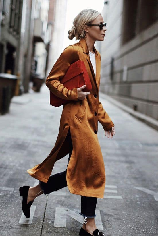 The Duster Coat How To Look Like A Million Dollars The