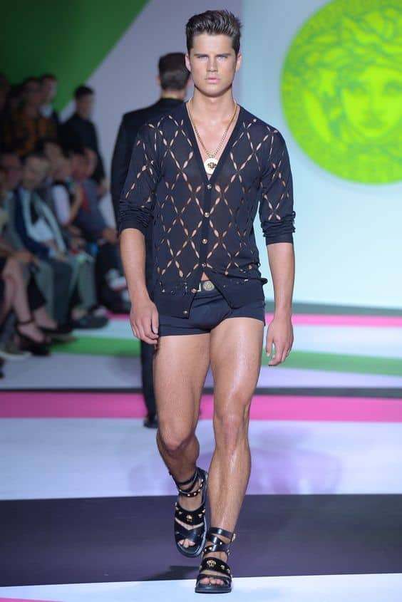 Mens Beach Trends What To Wear This Summer The