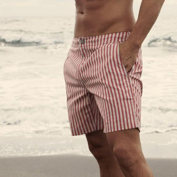 Mens 7 Swim Trunks Men S Beach Trends What To Wear This