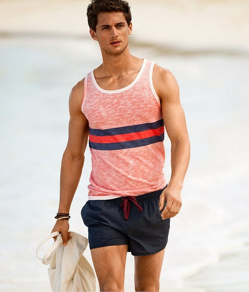 mens beach trends