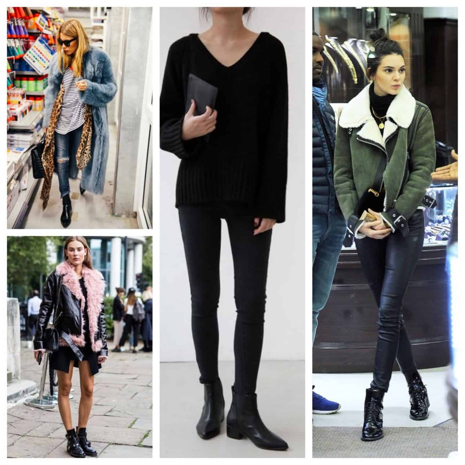 Expensive Looking Fabrics And Designs Allow Flat Boots To Go A Long Way From Casual Weekends All The Office Outfits