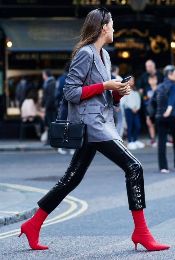 Kitten Heel Boots Comeback: The IT Shoes Of 2018 – The ...