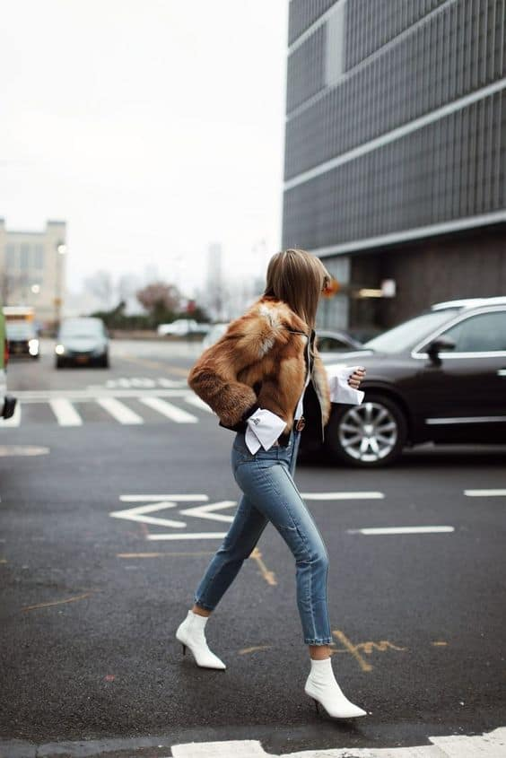 Kitten Heel Boots Comeback The It Shoes Of 2018 The