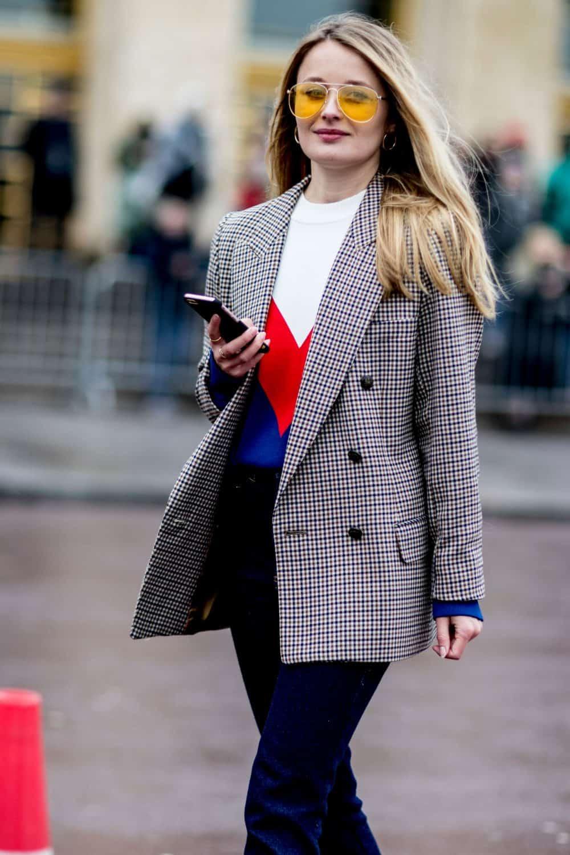 Long Oversized Blazers 2017 Autumn 39 S It Trend The
