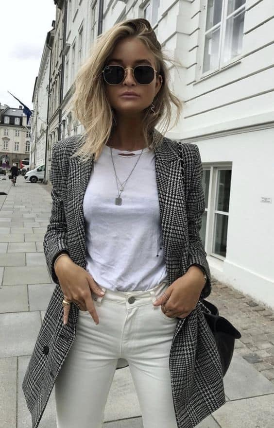Street Style Long Oversized Blazers Trend 2018 11 The Fashion Tag Blog