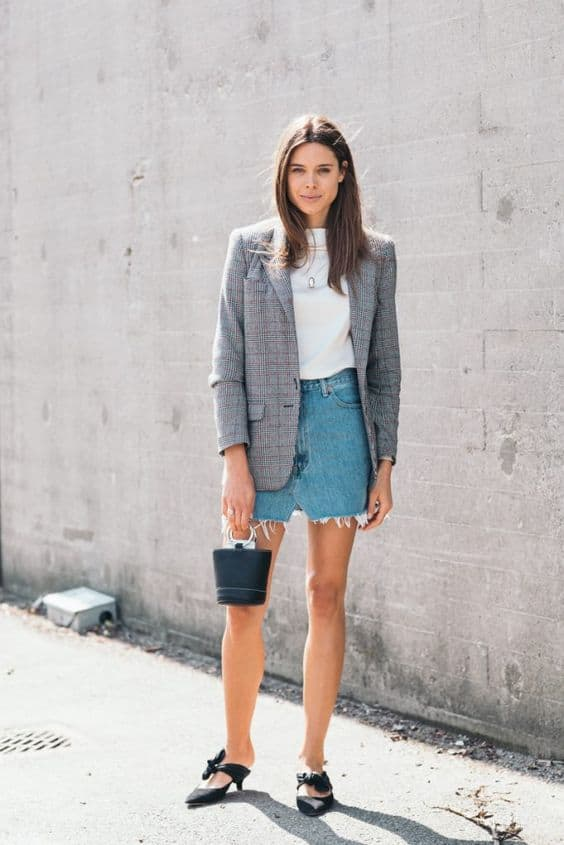 Long Oversized Blazers 2017 Autumn S It Trend The