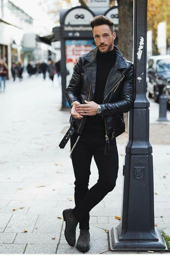 Street-style-men-turtlenecks-2018-12 u2013 The Fashion Tag Blog