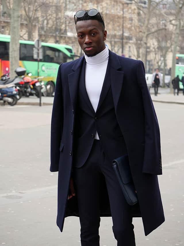 Street Style Men Turtlenecks 2018 27 The Fashion Tag Blog