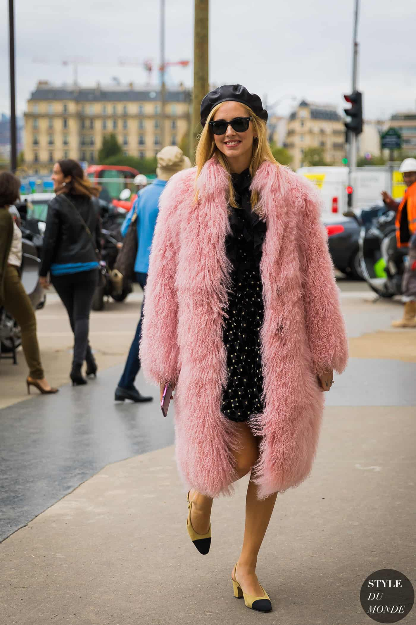 How To Wear FUR Coats This Season Without Looking Extra