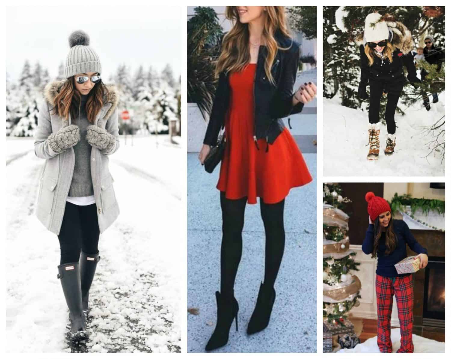 3 Christmas Outfits To Copy ASAP! – The Fashion Tag Blog