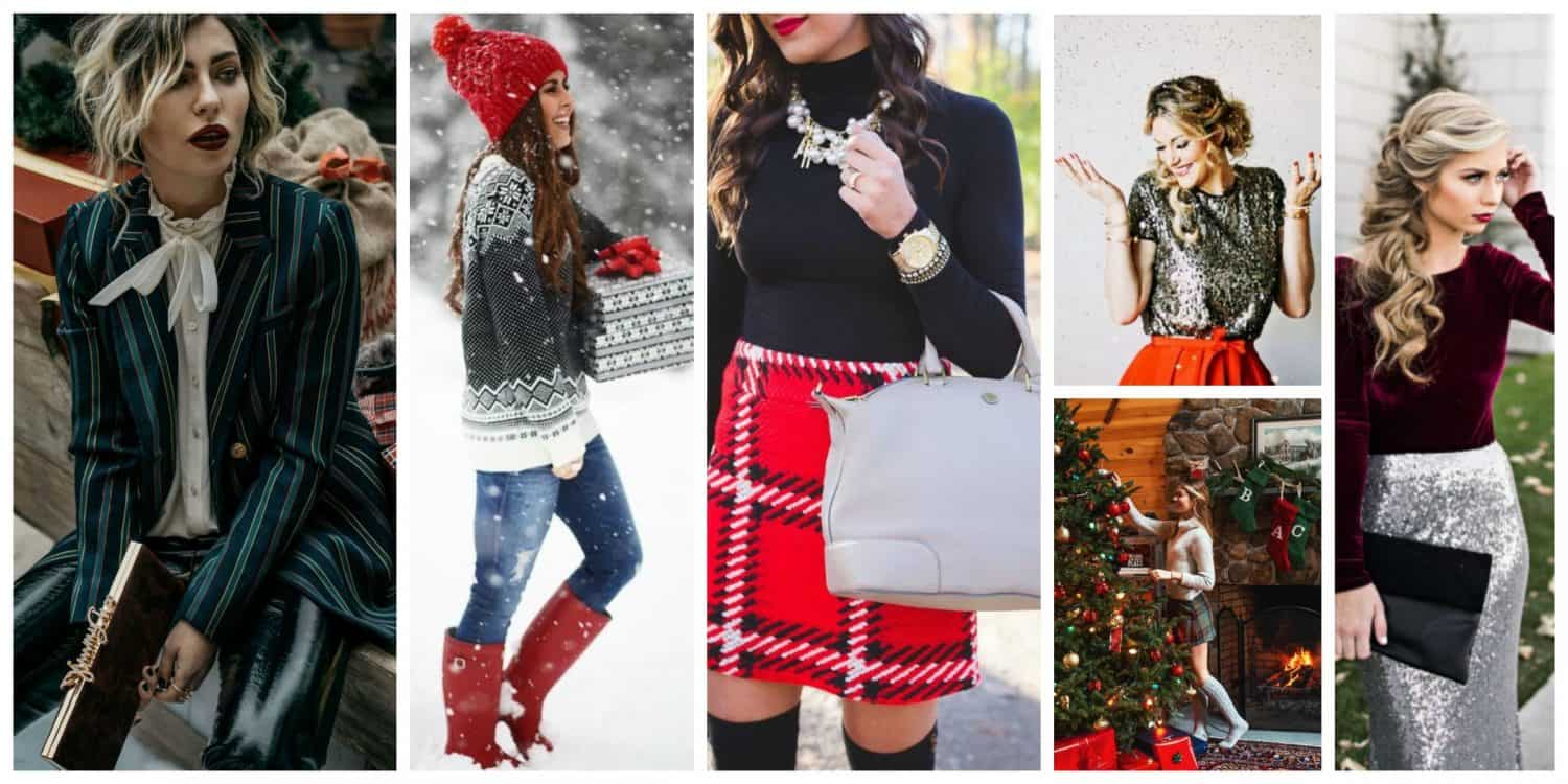 3 Christmas Outfits To Copy Asap The Fashion Tag Blog
