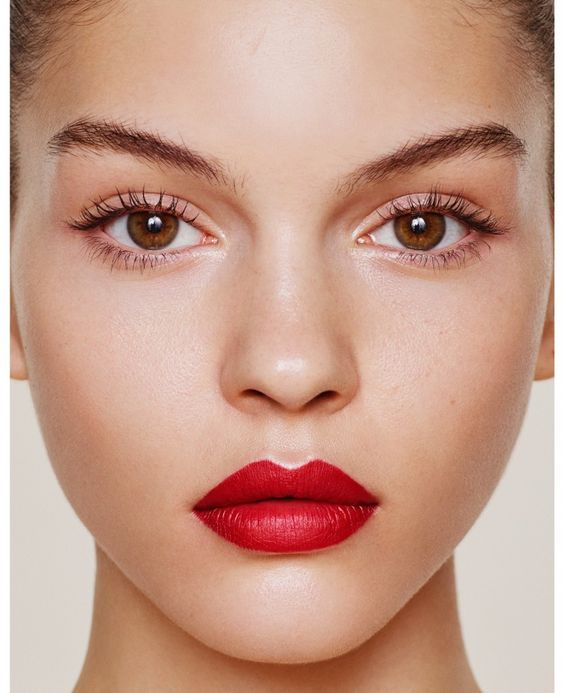 how to make your lips red without lipstick permanently