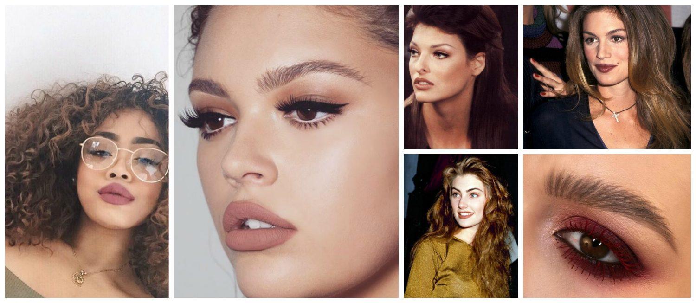 makeup-trends-2018-matte-brown-90s-style-1500x653.jpg (1500×653)