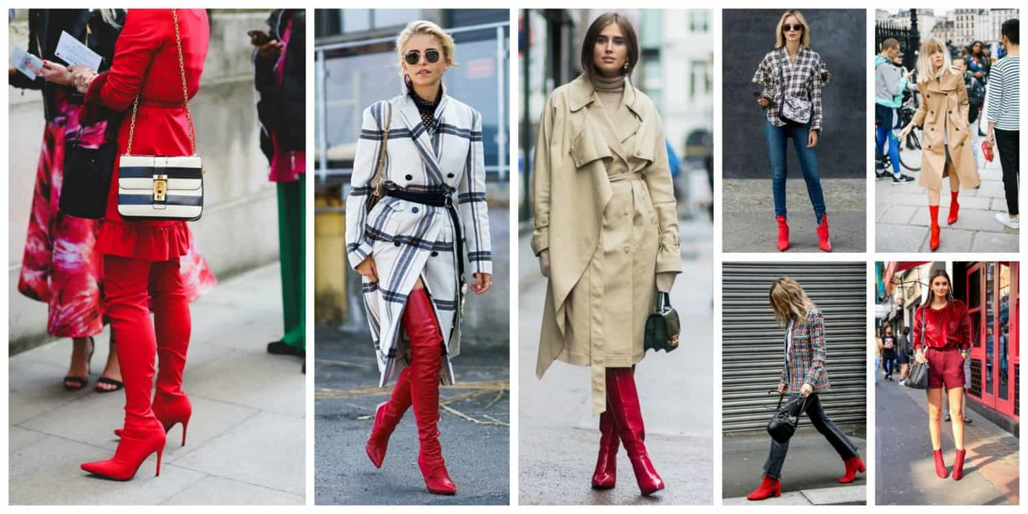 538fea432da Red Boots: The 2018 Biggest Trend That Goes With Everything! – The ...