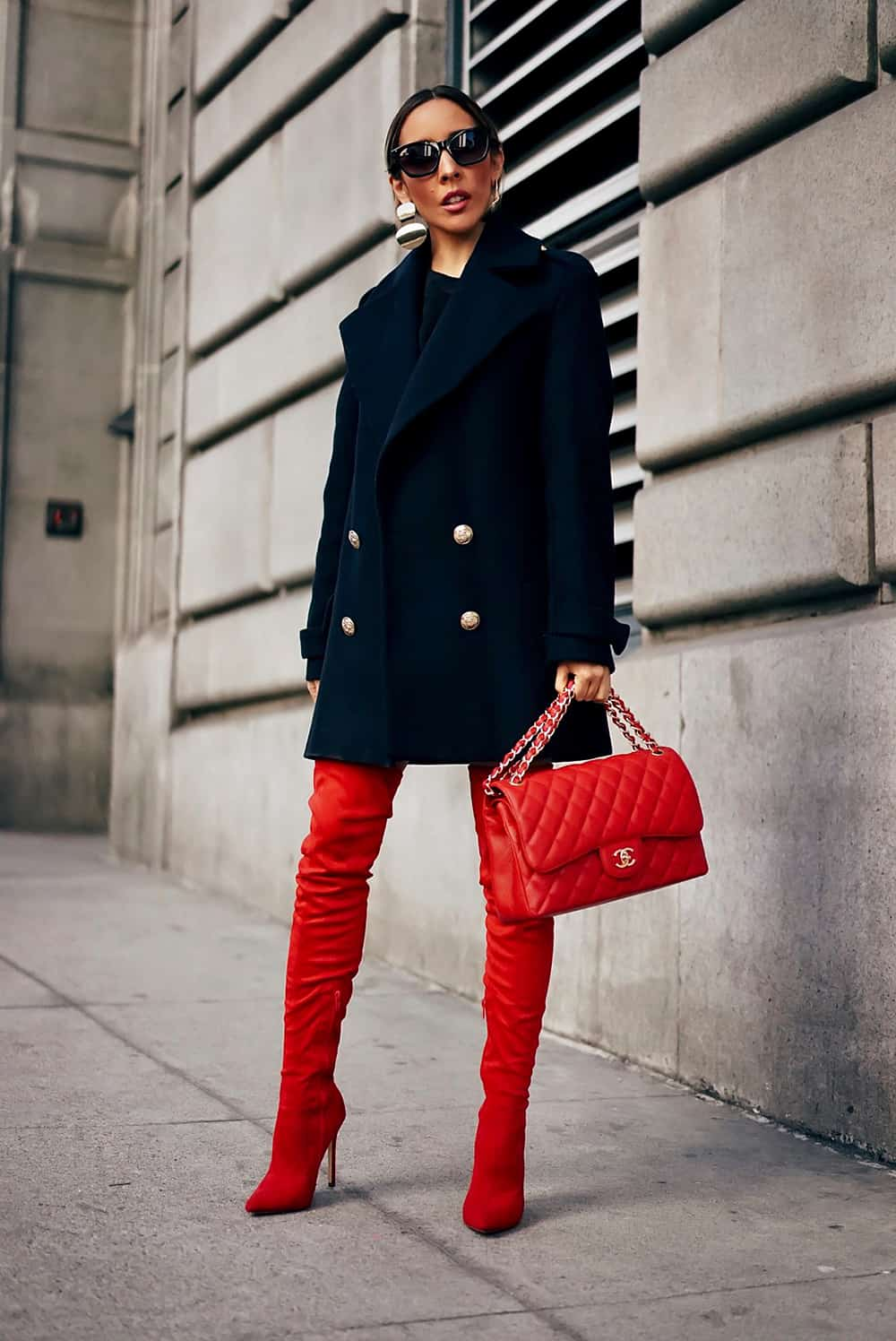 Red Boots: The 2018 Biggest Trend That Goes With ...