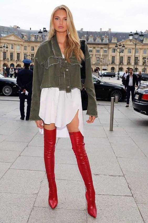 6ec50bd59f51e Red Boots The 2018 Biggest Trend That Goes With Everything