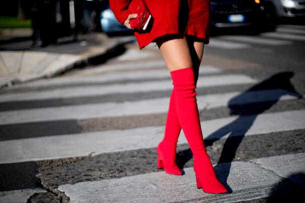 9f2cb9c547392 Red Boots: The 2018 Biggest Trend That Goes With Everything! – The ...