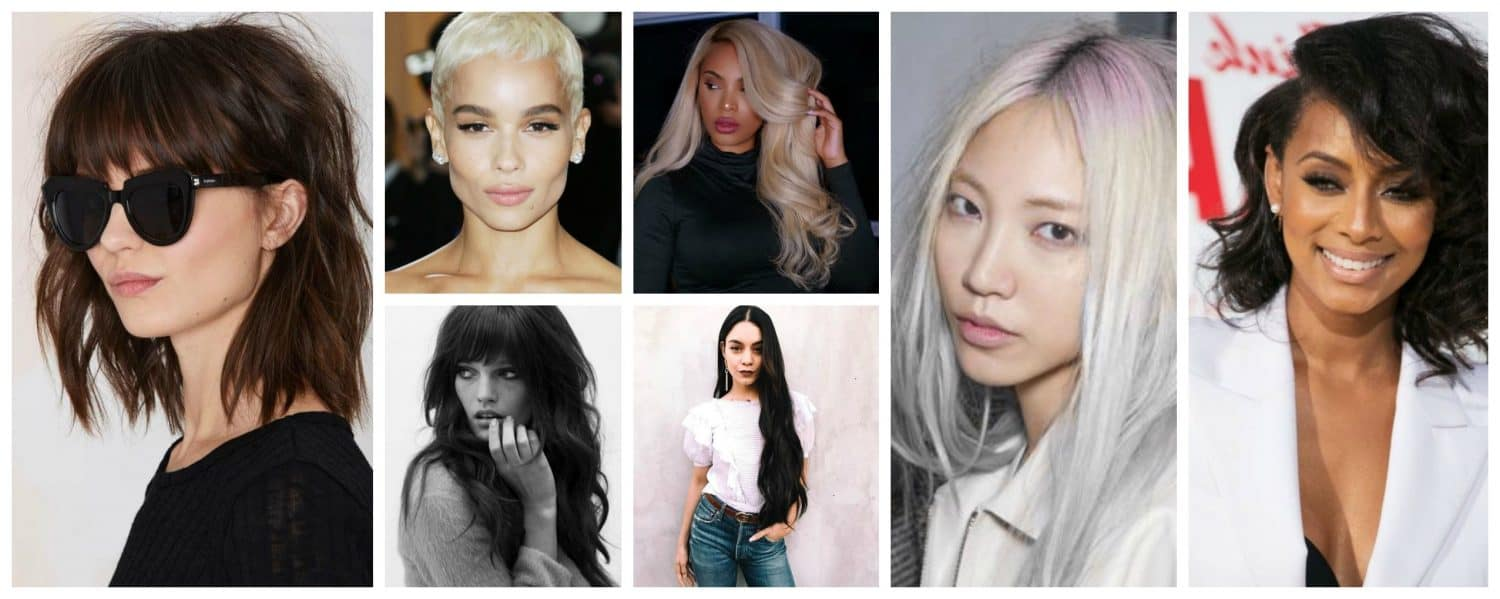 the ultimate hairstyle trends for 2018 – the fashion tag blog