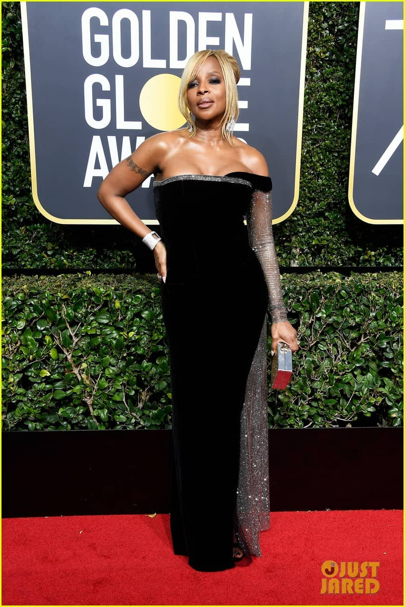 2018 golden globes red carpet why everyone wore black the fashion tag blog - Golden globes red carpet ...
