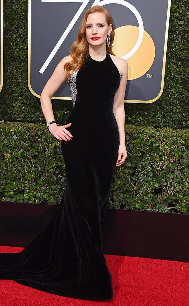 2018 Golden Globes Red Carpet Why Everyone Wore Black