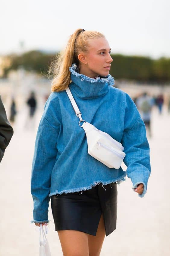 Belt Bags & Fanny Packs: 2018 Fashion Trends! – The ...