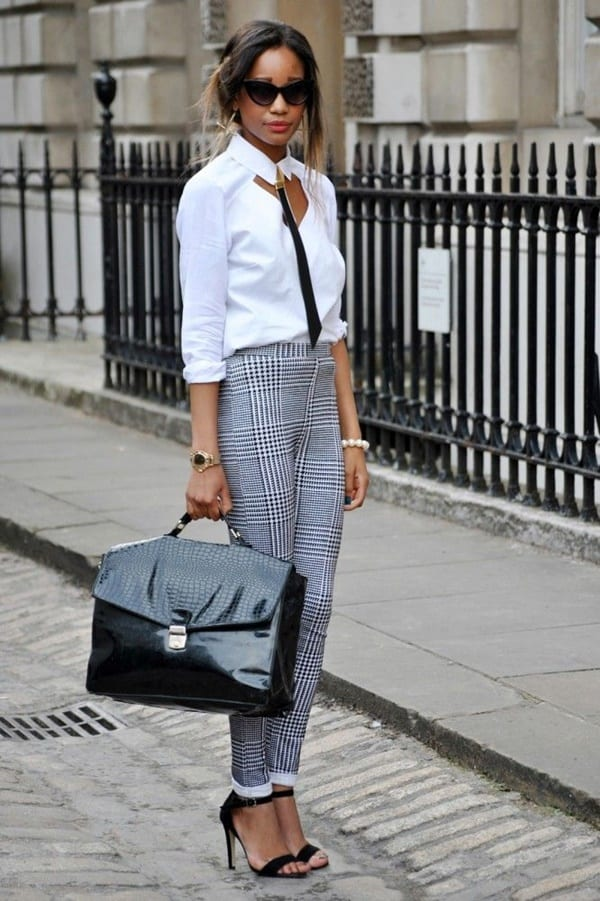are plaid pants the best trend of 2018 or what – the