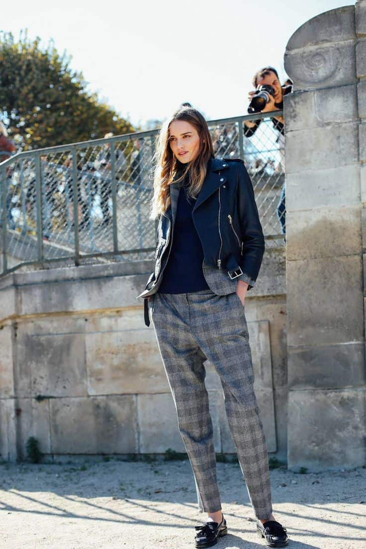 How To Style A Home Fit For A Family: Are Plaid Pants The Best Trend Of 2018 Or What?!