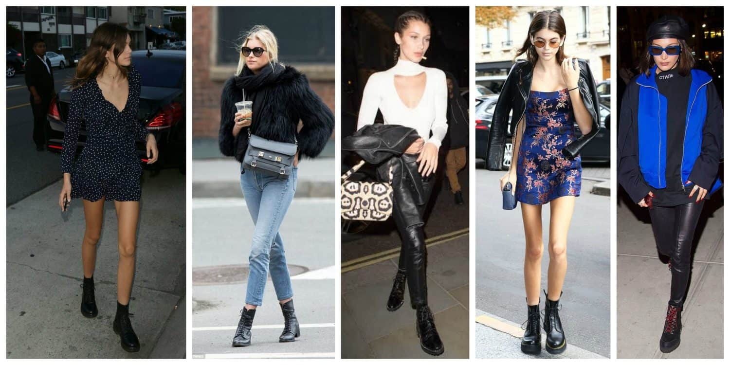 333494742278 Nevertheless let s talk about it  HOW to wear combat boots AND look chic