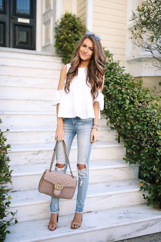 What Type of 'Ripped' Jeans Should You Buy? – The Fashion ...