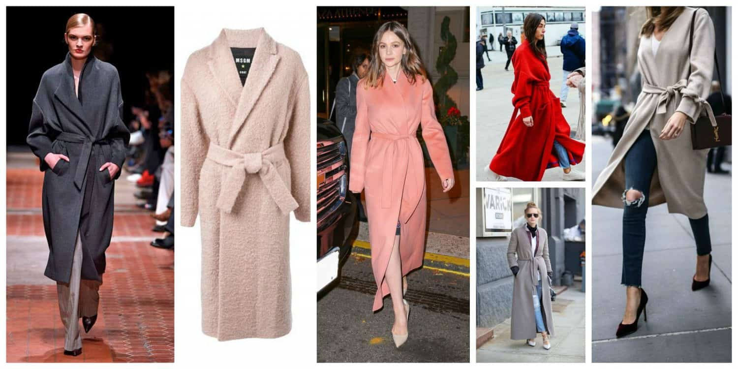 Your Fave 2018 Coats The Teddy The Plaid Or The Robe The Fashion Tag Blog