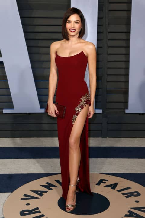 Oscar After Party Dress
