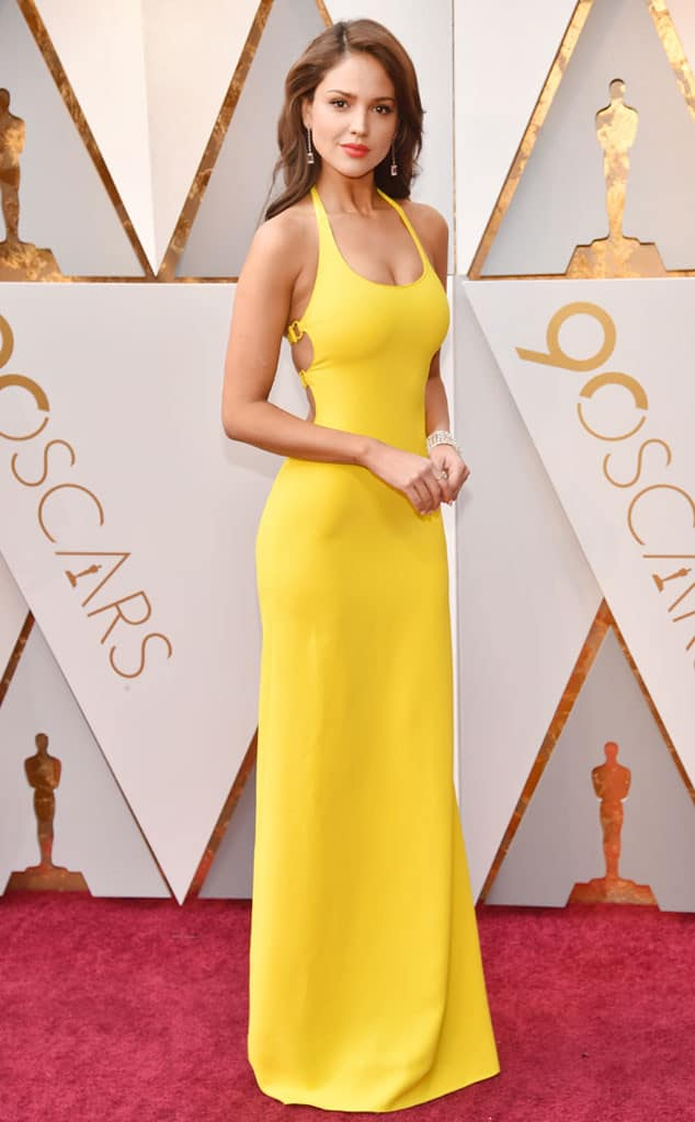 2018 Oscars Red Carpet: Best & Worst Dressed – The Fashion ...