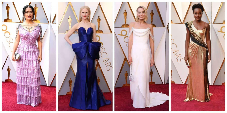 Oscar Red Carpet Dresses Best And Worst
