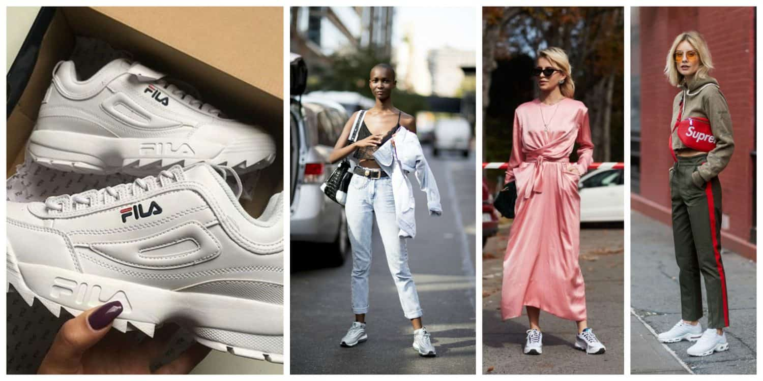 50dd9f812 Why Chunky Sneakers Are Actually For Everyone? – The Fashion Tag Blog